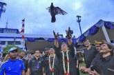 Wakil Wali Kota Bandung Membuka Acara Olympiade Kreatifitas Kota Bandung 2017